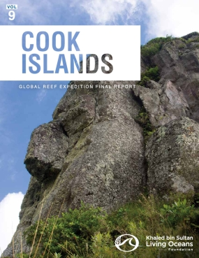 Global Reef Expedition: Cook Islands Final Report