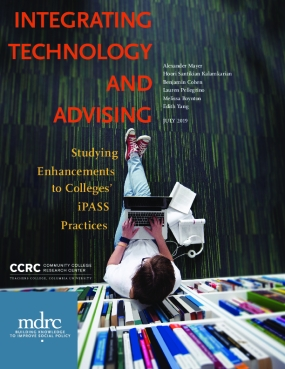 Integrating Technology and Advising: Studying Enhancements to Colleges' iPASS Practices