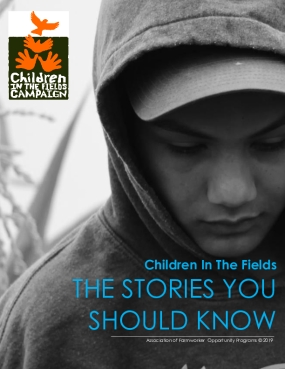 Children In The Fields: The Stories You Should Know