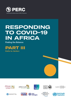 Responding To Covid-19 In Africa: Finding the Balance, Part III