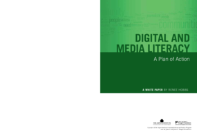 Digital and Media Literacy: A Plan of Action